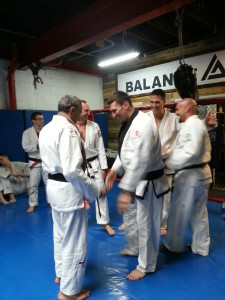 Sensei Dom Gets His Black Belt