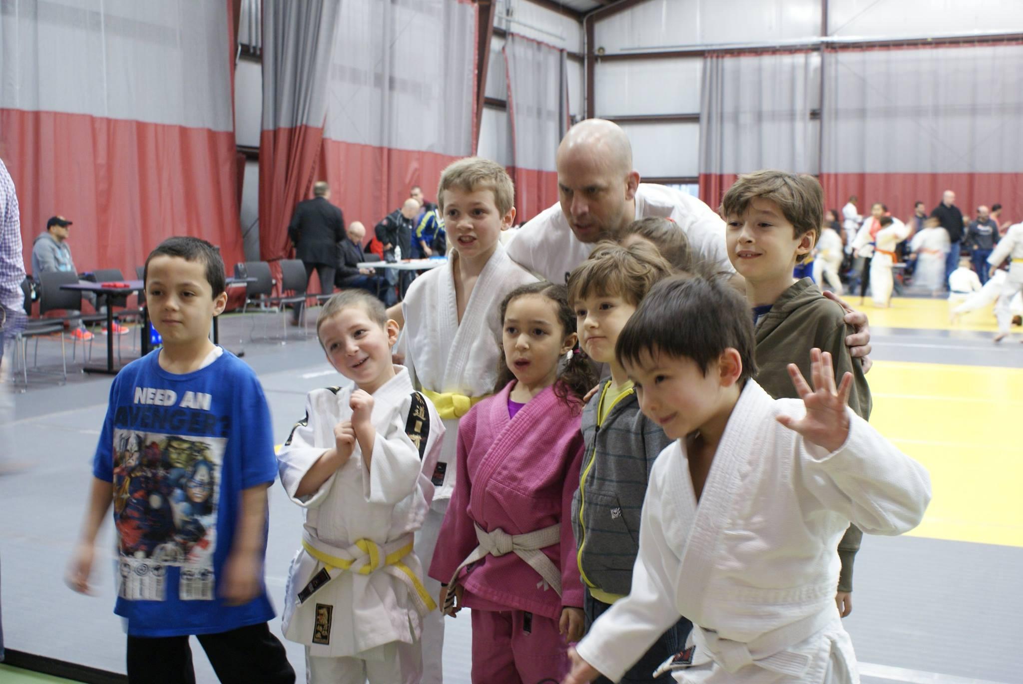 Scranton MMA Judo