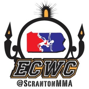 Scranton wrestling at ECWC